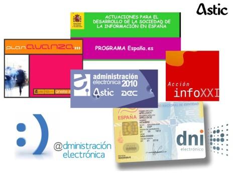Planes de Administracion Electronica